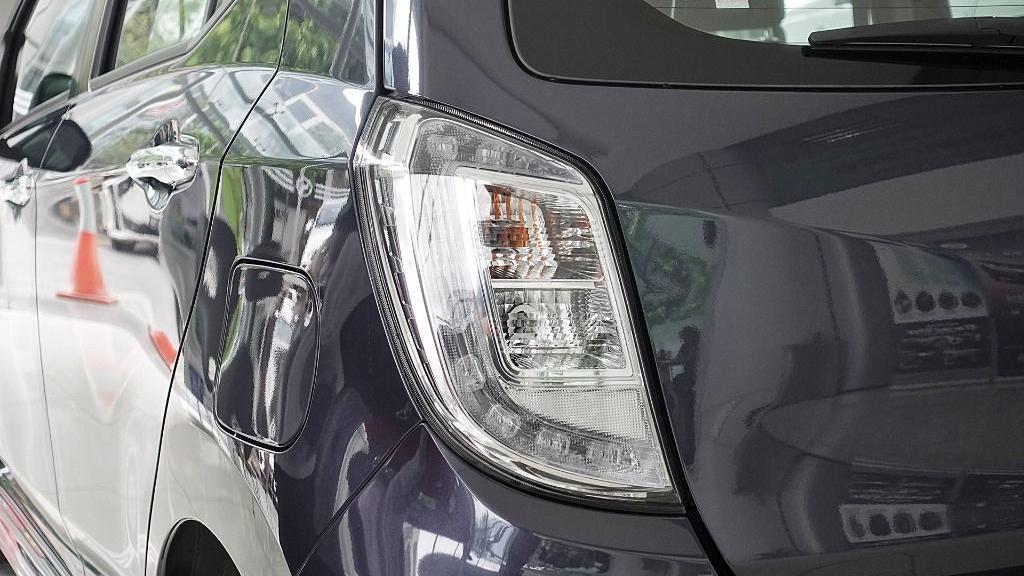2018 Perodua Axia SE 1.0 AT Exterior 035