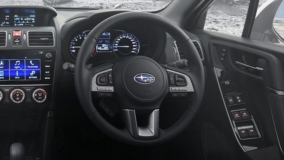 Subaru Forester (2018) Interior 003