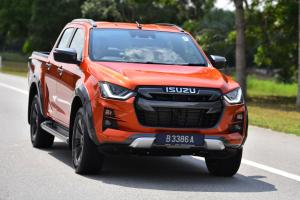 2021 Isuzu D-Max could gain hybrid option and more power