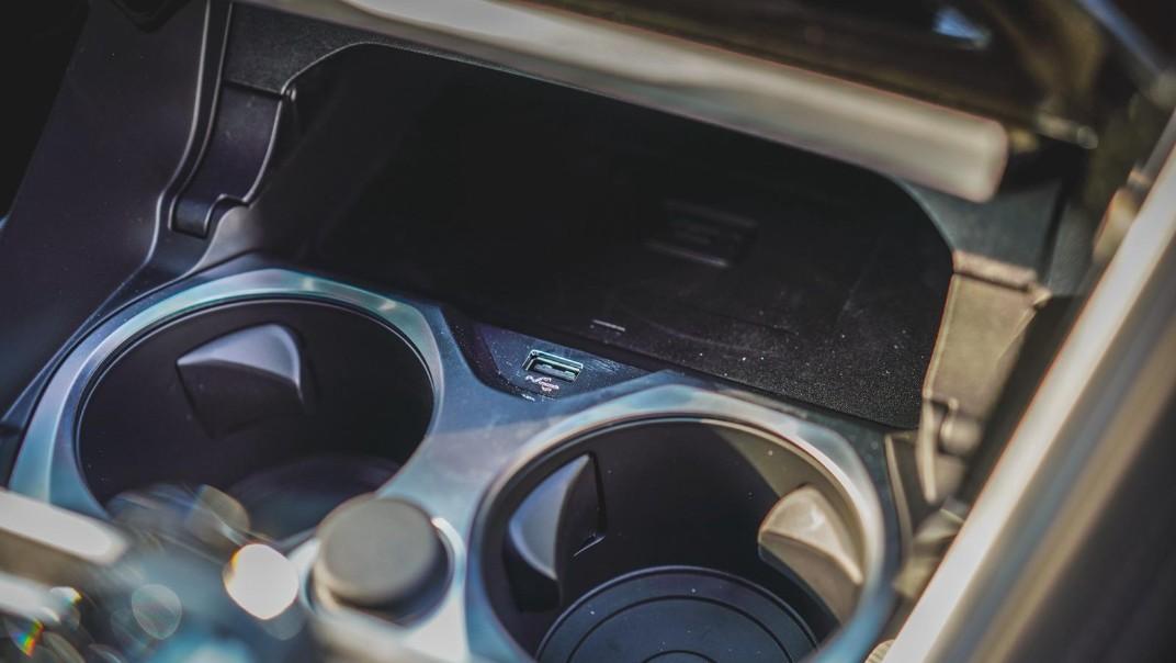 2020 BMW 8 Series 840i Gran Coupé M Sport Interior 007
