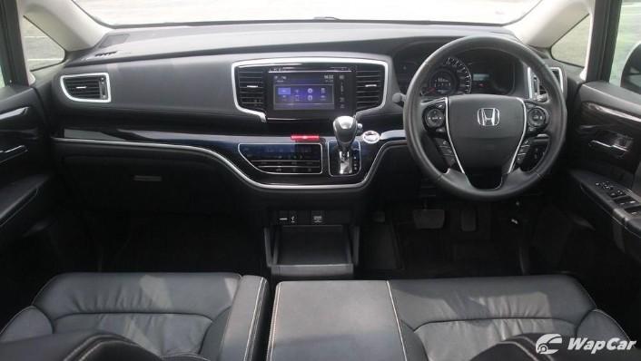 2018 Honda Odyssey 2.4 EXV Interior 001