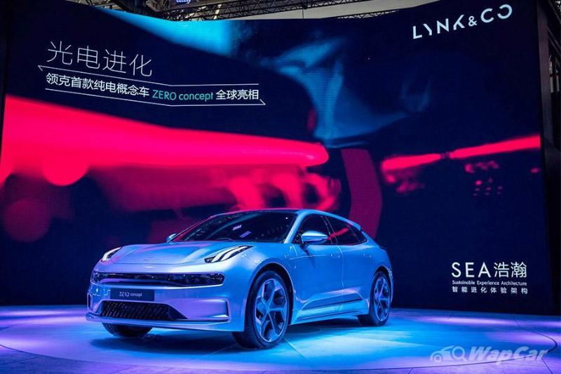 Lynk & Co Zero Concept EV gets ready for production – Proton's next EV? 02
