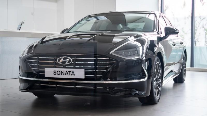Hyundai Sonata serba baru diacah sebelah crossover Kona, bakal tiba di Malaysia? 02