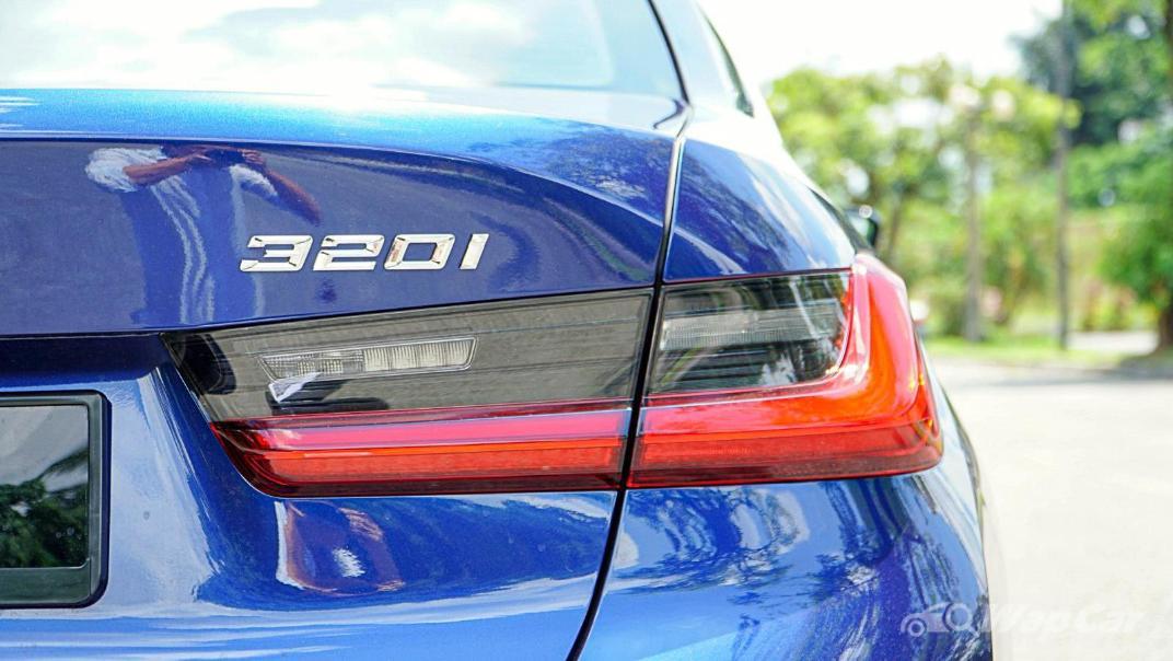 2020 BMW 3 Series 320i Sport Exterior 016