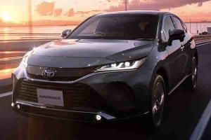 Toyota Harrier has 9 months waiting list in Japan, delays Malaysian launch