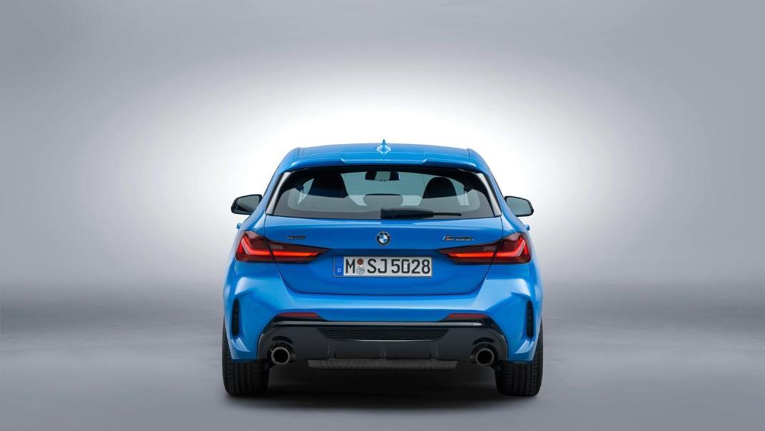 2020 BMW 1 Series M135i xDrive Exterior 006