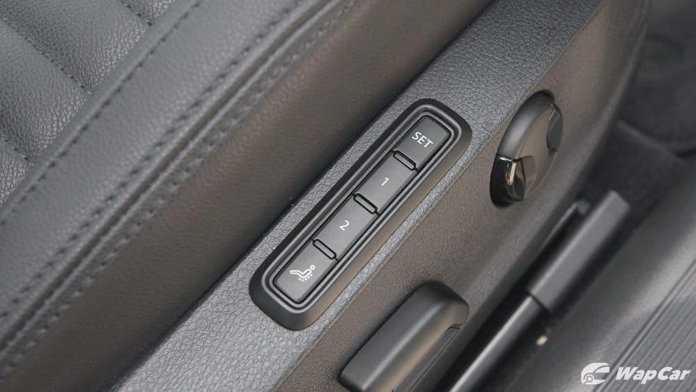 2018 Volkswagen Passat 2.0 TSI Highline Interior 040