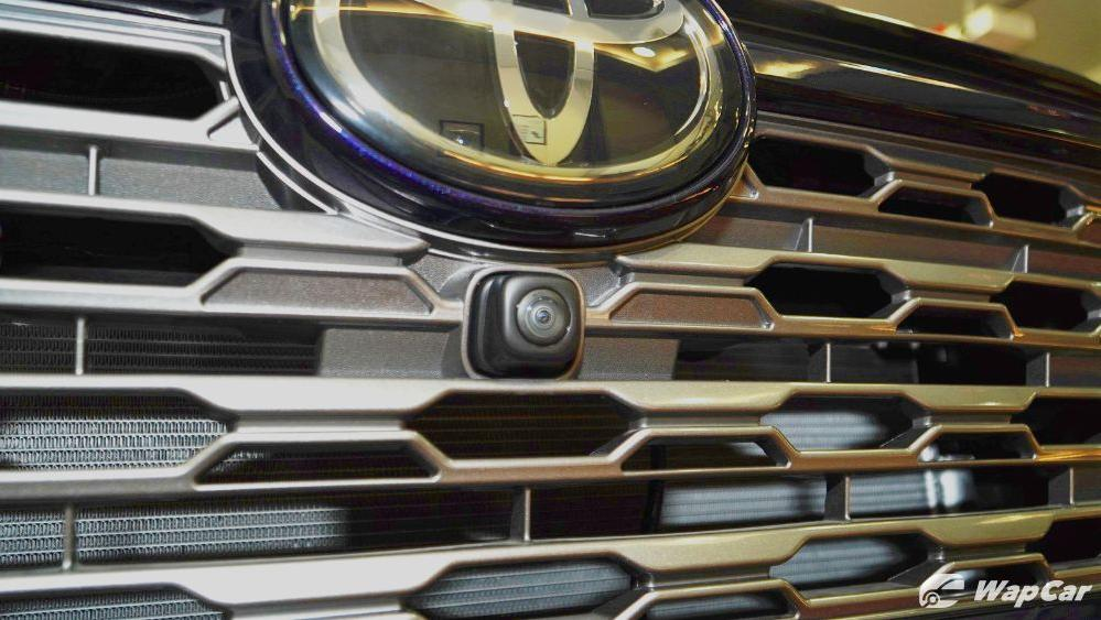 2020 Toyota RAV4 2.5L Exterior 096