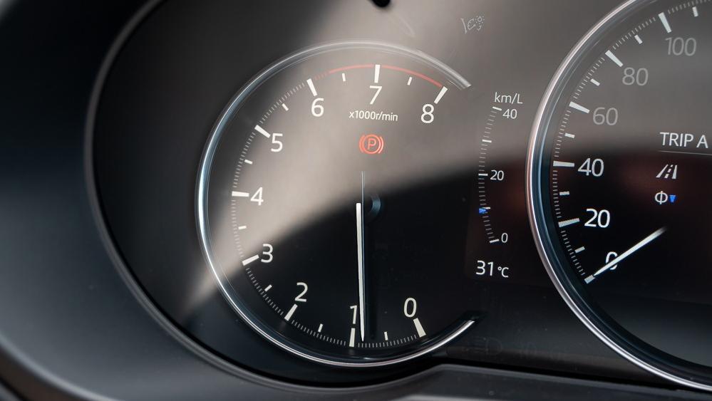 2019 Mazda CX-5 2.5L TURBO Interior 015