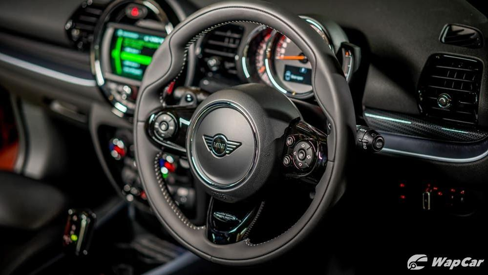 2019 MINI Clubman Interior 003