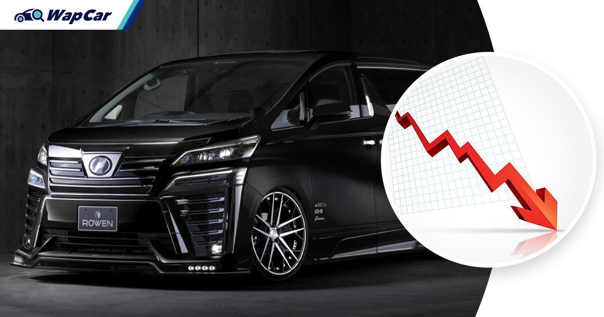 Toyota Vellfire bakal jadi 'rare' dalam pasaran recond, permintaan di Jepun menurun! 01