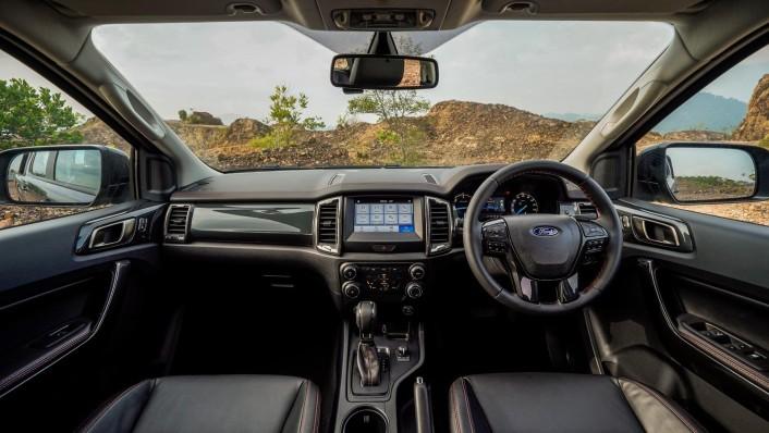 2020 Ford Ranger FX4 Interior 001