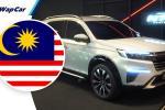 全新Honda BR-V很有可能在2022年初在我国正式发布