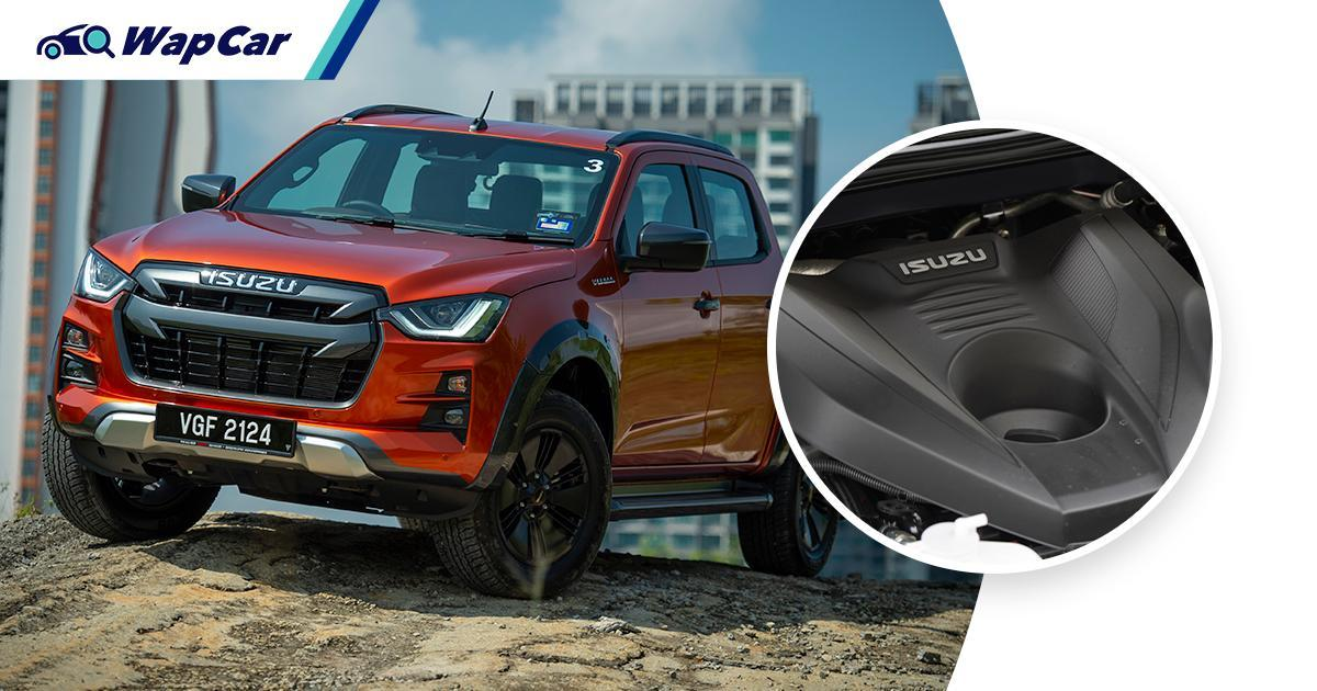 2021 Isuzu D-Max could gain hybrid option and more power 01