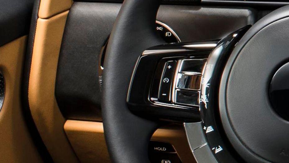 2018 Rolls-Royce Cullinan Cullinan Interior 005