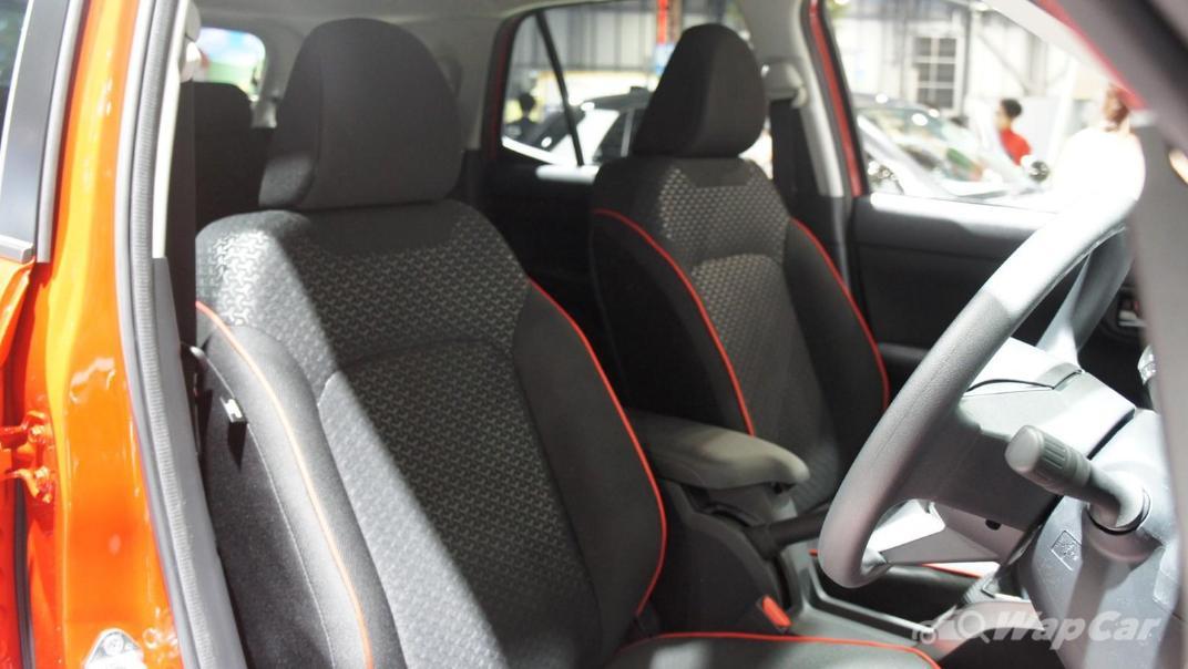 2021 Perodua Ativa Interior 018