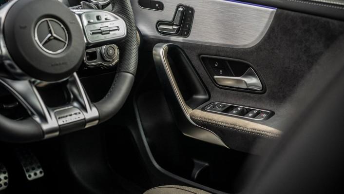 2020 Mercedes-Benz AMG A-Class A35 4MATIC Interior 008