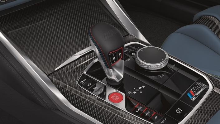 2021 BMW M4 Competition Coupe Interior 004