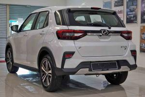 3k units of the 2021 Perodua Ativa (D55L) to be delivered every month