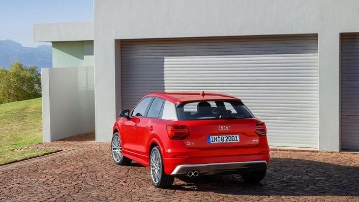 Audi Q2 (2019) Exterior 009