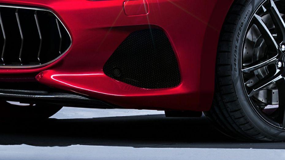 2018 Maserati GranTurismo GranTurismo MC Exterior 009