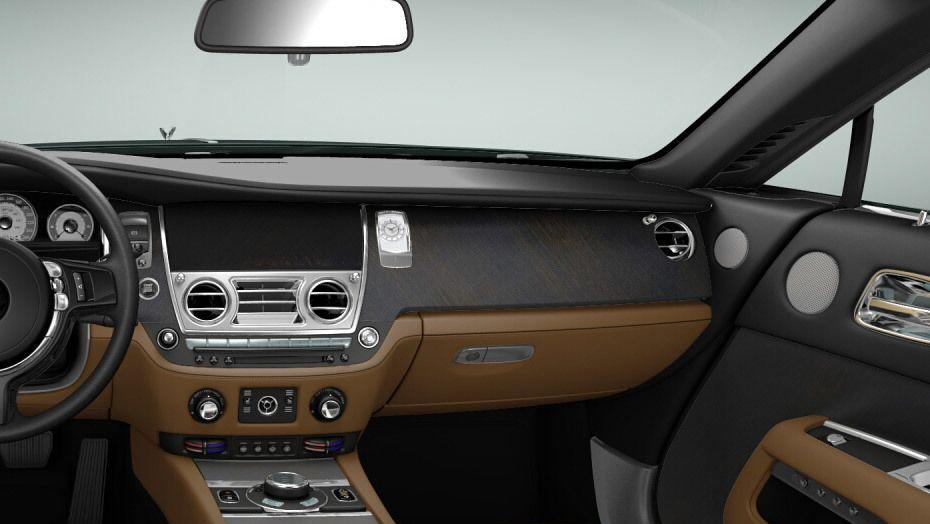 2013 Rolls-Royce Wraith Wraith Interior 004