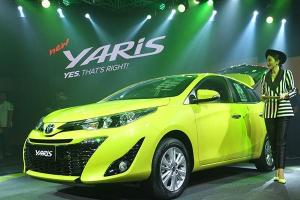 Toyota Yaris outsells Honda Jazz in Thailand - Captures 31% market share!