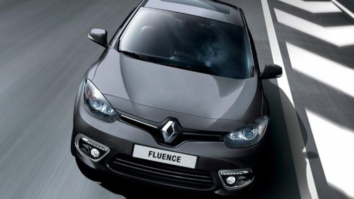 Renault Fluence (2019) Exterior 003