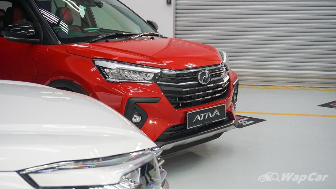 2021 Perodua Ativa 1.0L Turbo AV Exterior 010