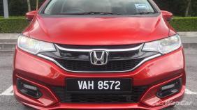 2019 Honda Jazz 1.5 V Exterior 009