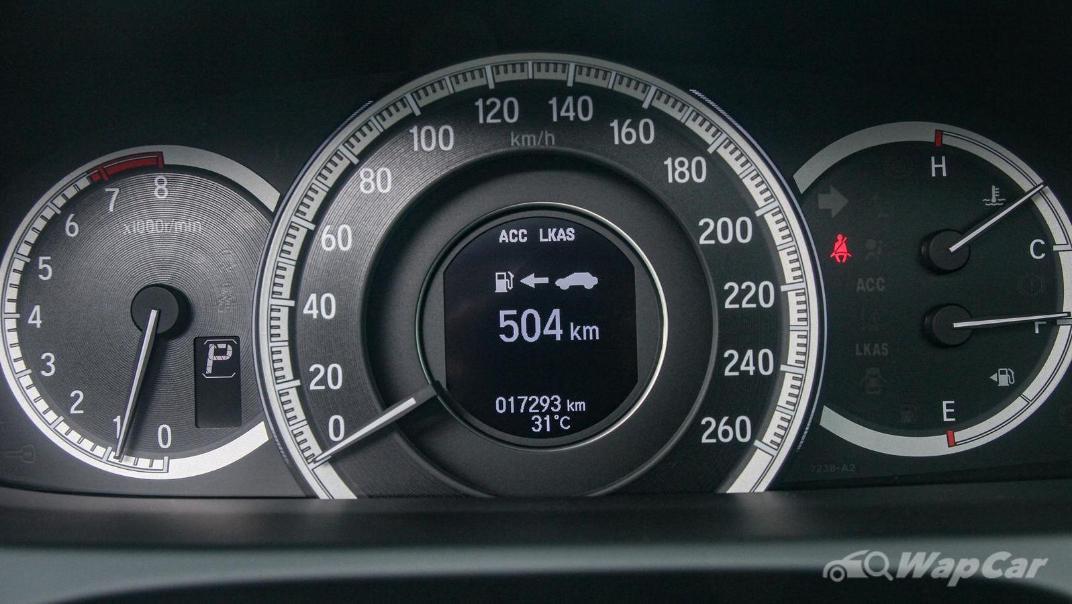 2018 Honda Accord 2.4 VTi-L Advance Interior 131