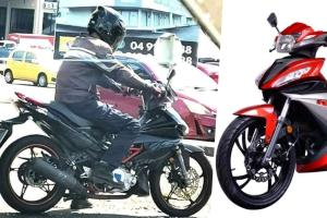 Spyshot: Tambah teruja, 'Super Moped' Modenas teruskan ujian di Changlun!