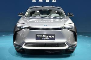 Second Toyobaru twin after BRZ/GR86 is the Toyota bZ4X