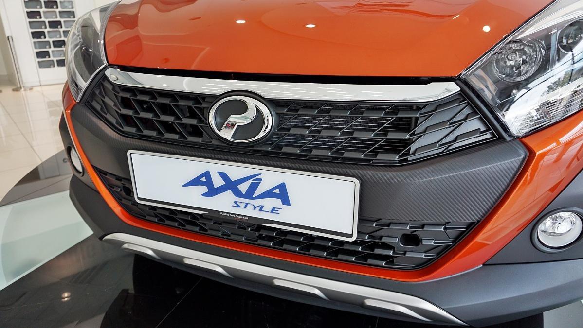 2019 Perodua Axia Style 1.0 AT Exterior 045