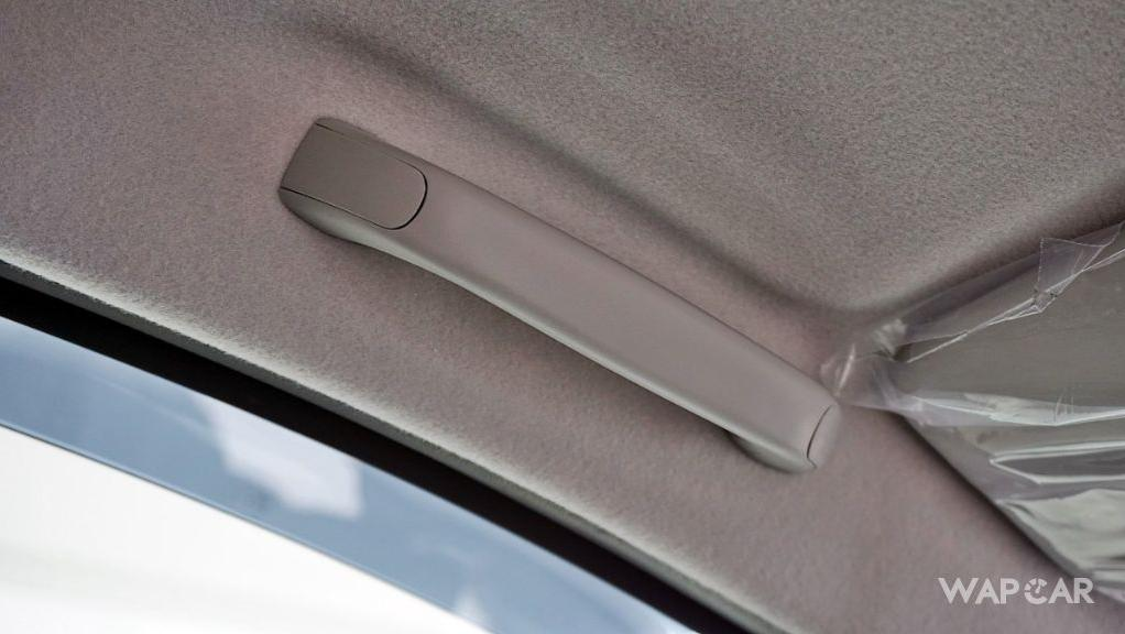 2019 Perodua Axia AV 1.0 AT Interior 079