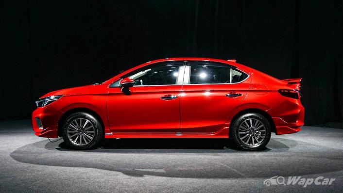 2020 Honda City 1.5L E Exterior 008