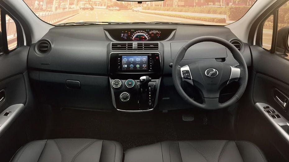Perodua Alza (2018) Interior 001
