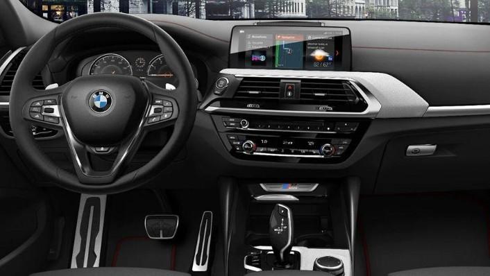 BMW X4 (2018) Interior 001