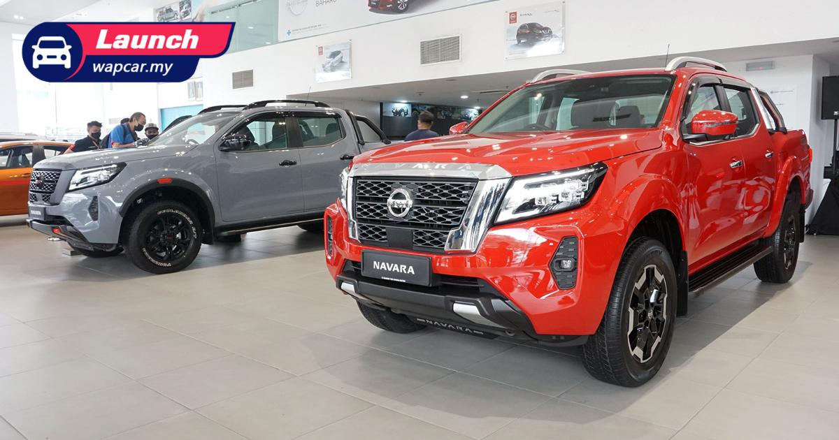 Priced from RM 92k, new 2021 Nissan Navara NP300 (D23) is ready to truck up the competition 01