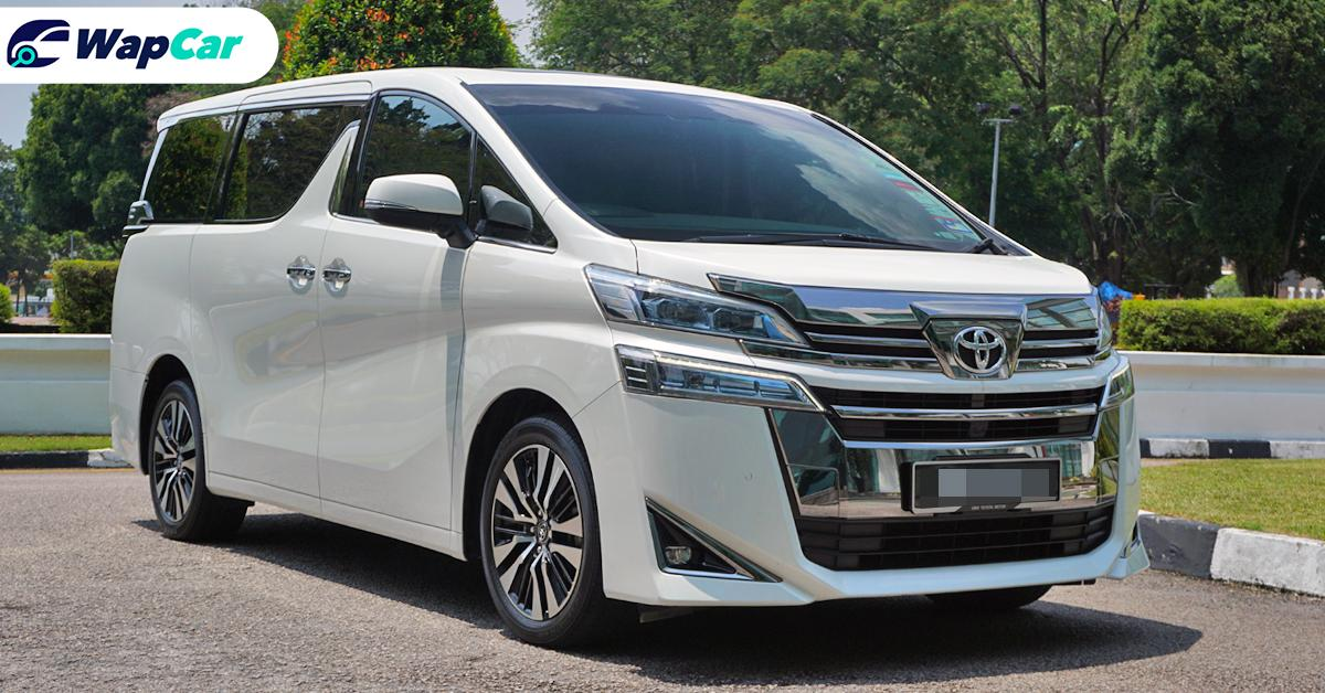A recond Toyota Alphard/Vellfire is nearly RM 44k cheaper than UMW Toyota's official import, should you buy the recond? 01