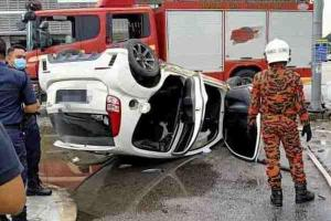 Myvi driver who killed Navy officer in Johor to be charged