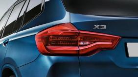 BMW X3 (2019) Exterior 009