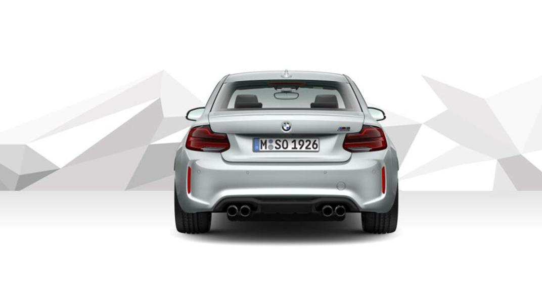 2019 BMW M2 Competition DCT Exterior 014