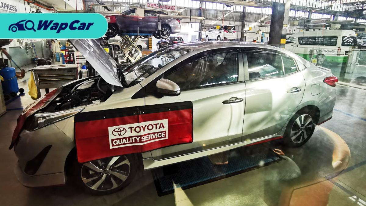 Toyota Malaysia introduces unique Toyota Service Savers package 01