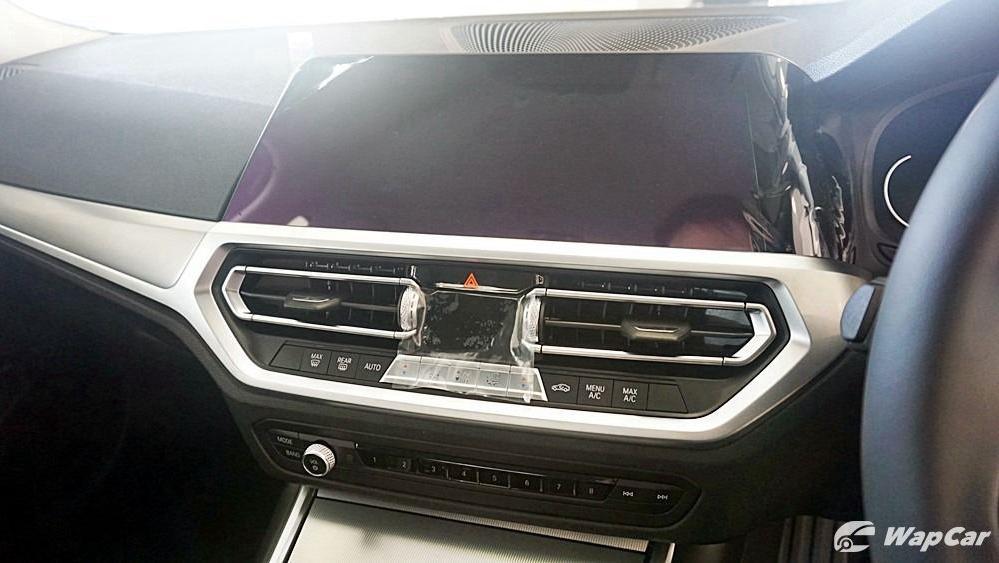 2020 BMW 3 Series 320i Sport Interior 049
