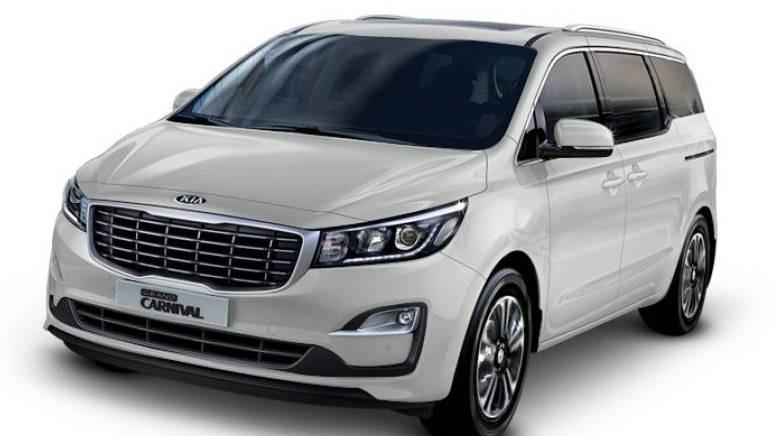 Kia Grand Carnival (2018) Others 007