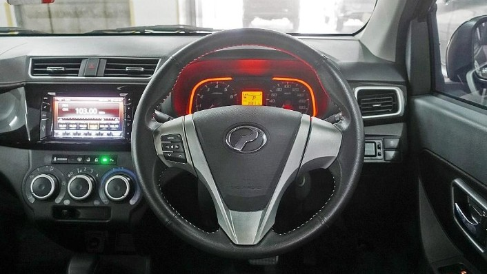 2018 Perodua Bezza 1.3 Advance Interior 006
