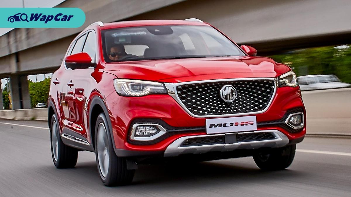 2021 Mg Hs What Is It And Can It Challenge The Proton X70 Wapcar
