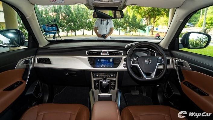 2020 Proton X70 1.8 Premium 2WD Interior 001