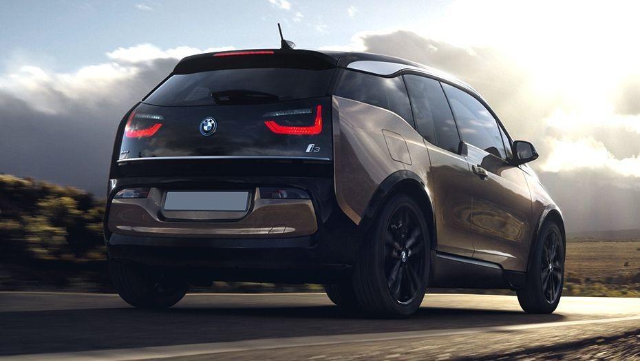 BMW i3s (2019) Exterior 007